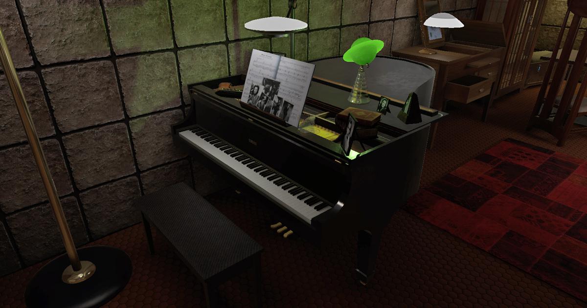 32. NEW PIANO MODEL