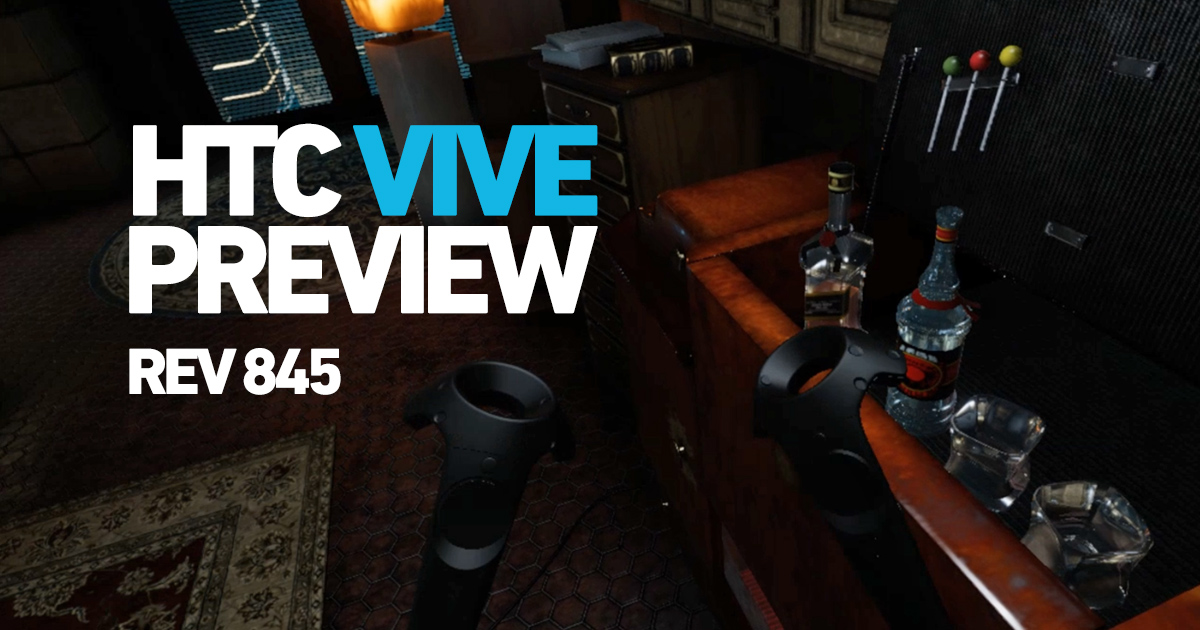 43. HTC VIVE PREVIEW
