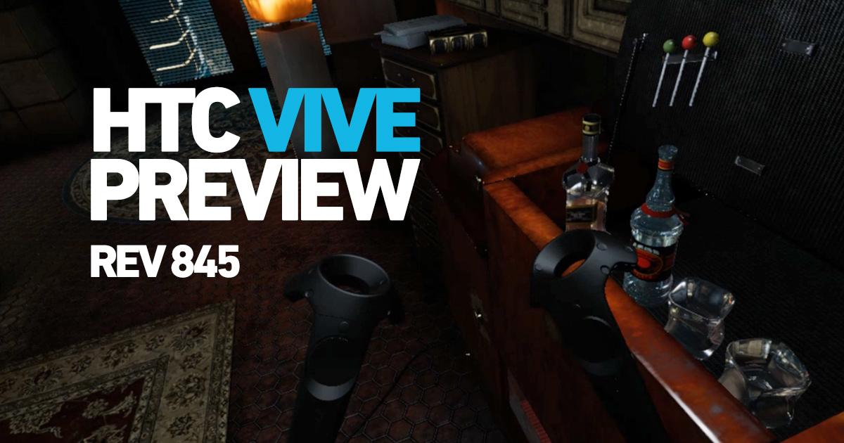43. HTC VIVE PREVIEW